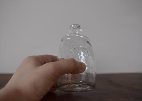 瓶(小) クリア/伊藤亜木