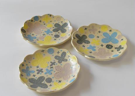 花形皿/cocochi