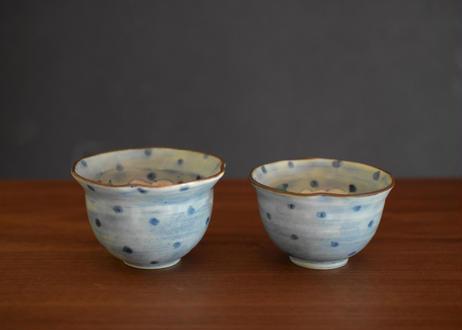 牡丹くみ出し茶碗/スズキヨウコ