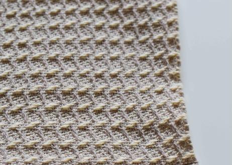 ワッフルタオル/織布gecko