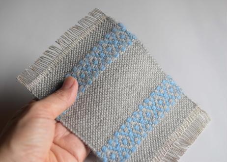 コースター/織布gecko