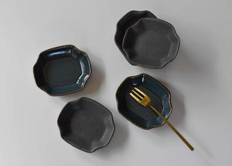 角豆皿 グレー/TULUSIWORKS