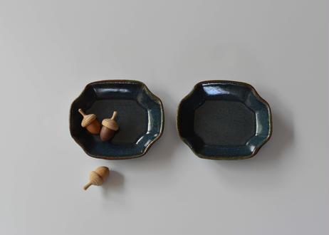 角豆皿 青/TULUSIWORKS