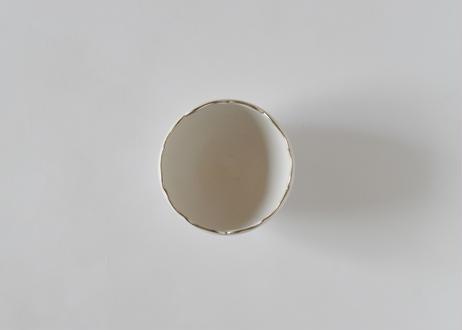 Titan 銀彩稜花bowl S/東一仁