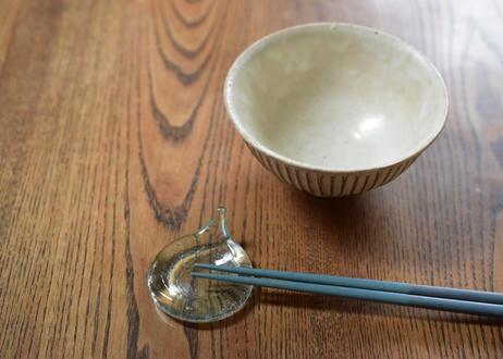 しずく小皿 水色/伊藤亜木