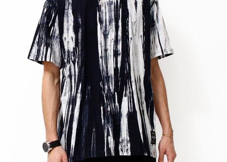 総柄Tシャツ 半袖 メンズ