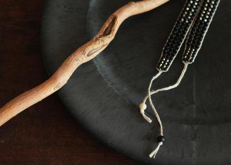 タペストリーの腕飾り 銀