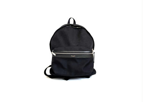 "saint laurent backpack ""city"""