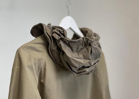 mm6 maison margiela military jacket khaki