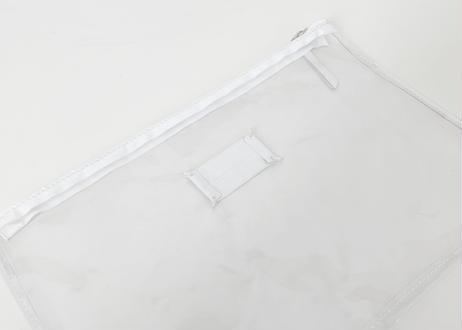2019ss maison margiela clear pouch dead stock