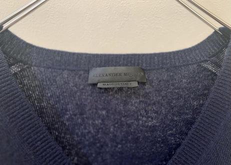 alexander mcqueen knit