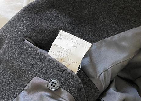yves saint laurent chesterfield coat