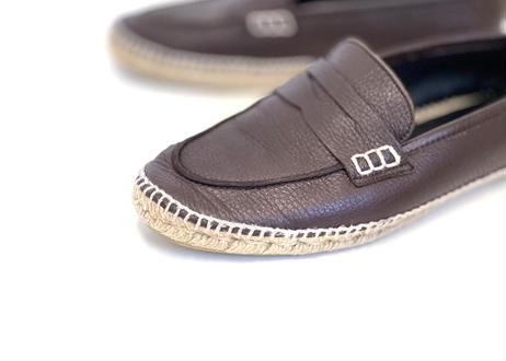 loewe espadrille loafers 42