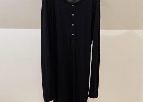 ann demeulemeester wool long shirt