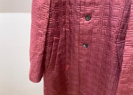 90s ''初期'' robe de chambre quilting coat