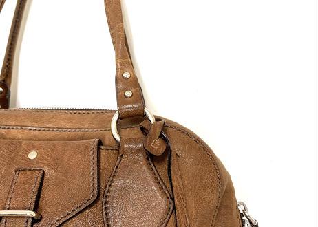 jilsander leather bag