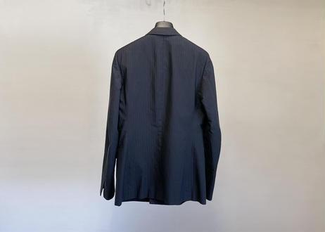 jilsander stripe double jacket