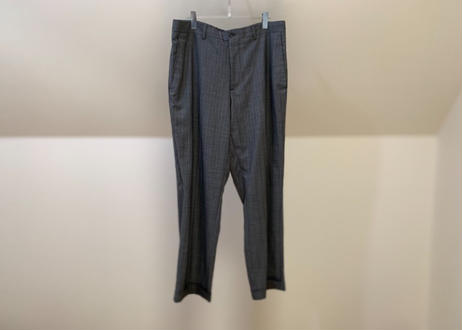etro wide trousers