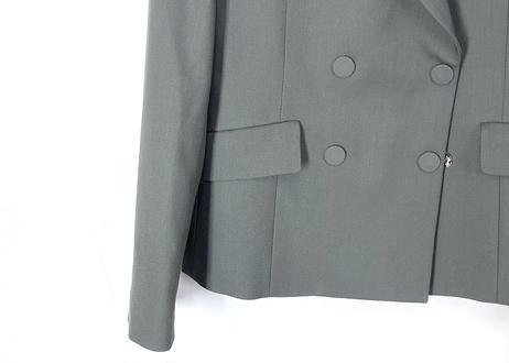 2019ss maison margiela double jacket green dead stock