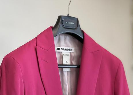 90s jilsander light coat