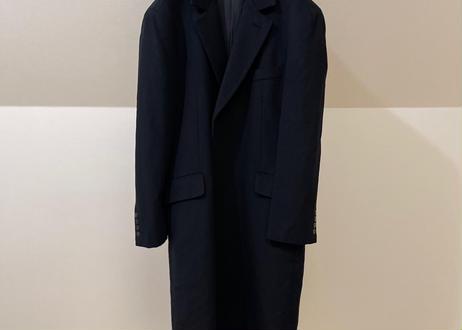 90s seduction de nicole cashmere wool double chesterfield coat