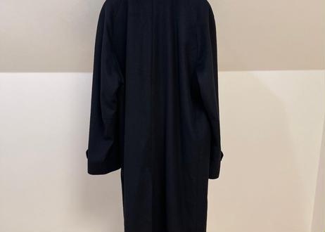 90s pure cashmere coat A