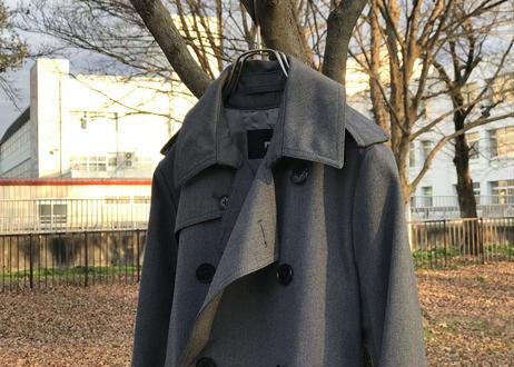 geen trench coat dead stock