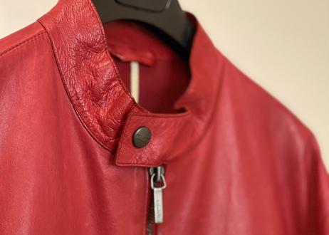 jilsander leather jacket