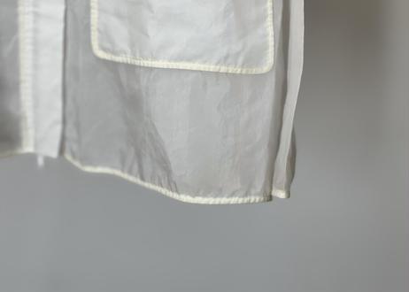 jilsander over size silk jacket