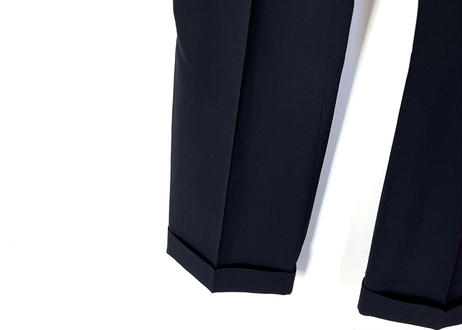 2019ss maison margiela trousers black dead stock