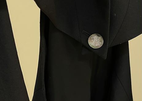 90s ''初期'' alexander mcqueen atelier made coat