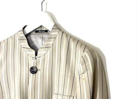 2019ss maison margiela stripe jacket dead stock