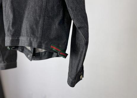 gucci denim jacket dead stock