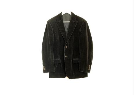 jilsander velour jacket