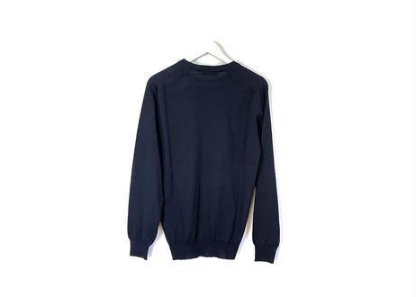 2015aw alexander mcqueen knit dead stock