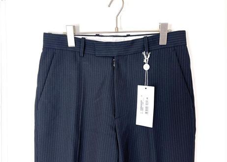 2018aw maison margiela stripe trousers dead stock