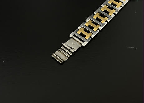 "hermes dress watch ""clipper"""
