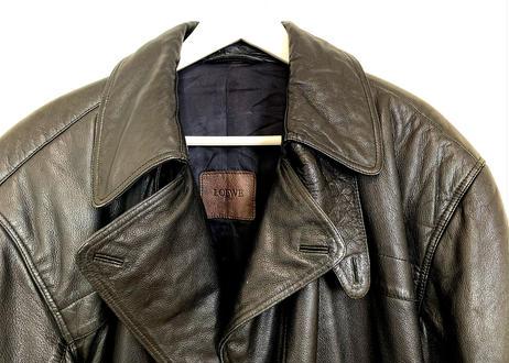 loewe leather jacket