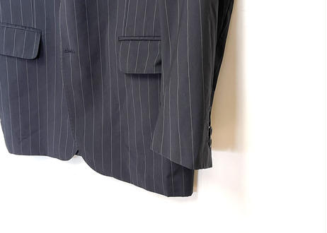 yves saint laurent  made in italy stripe jacket