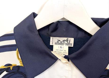 hermes drides de gala silk shirt
