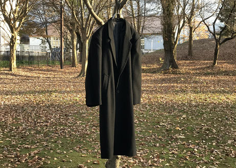 80-90s over size chesterfield coat