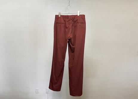 hermes trousers bordeaux