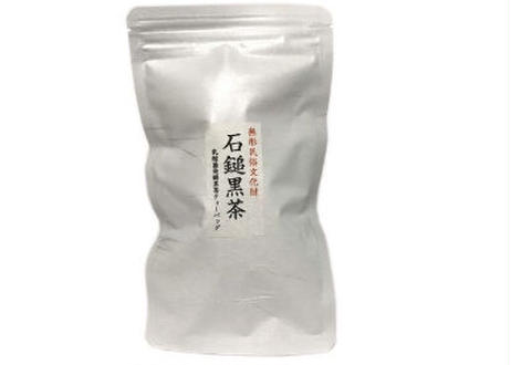 ✧乳酸菌発酵 石鎚黒茶 ティーバッグ✧【 2g × 10P】