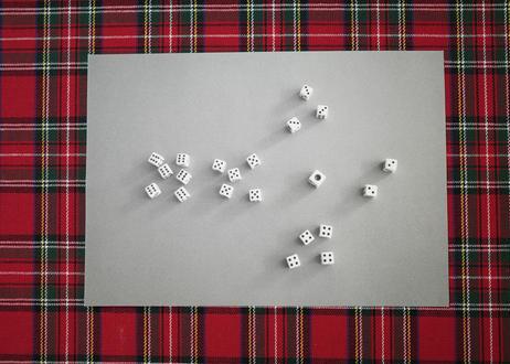 ポストカード / dice in dice