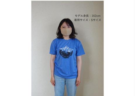 mizuno 槍ロゴTシャツ