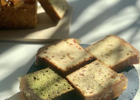 静岡ゆずのパウンドケーキ