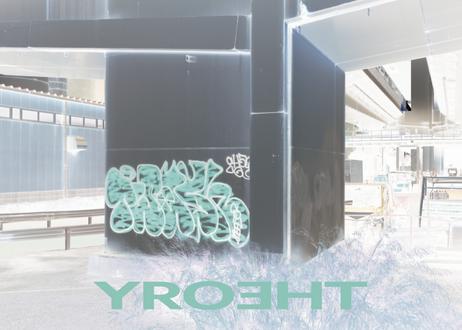 YROEHT ローンチ記念 PVCステッカー(限定生産)