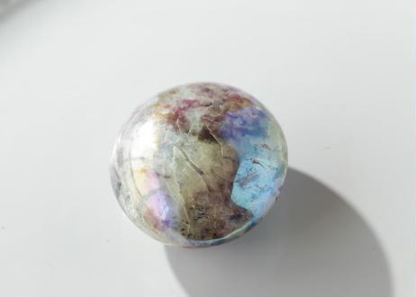 エンジェルオーラピンクトルマリンの握り石