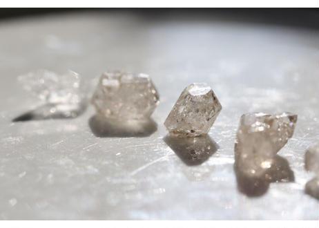 ハーキマーダイヤモンド 6個セット
