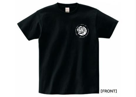 Yuzuki Hoshimoto 5th anniversary T-shirt<ブラック>